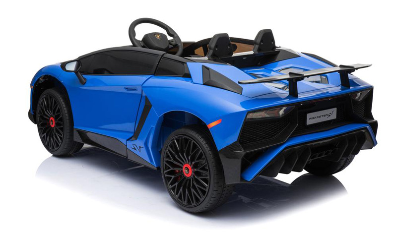 12V 7A Lamborghini Aventador SV Licensed Battery Powered ...