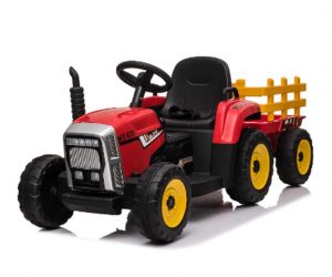 Red Tractor Mercedes