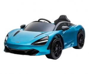 Ride on Car Mclaren Blue