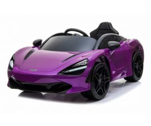 Mclaren Ride On Car Purple