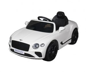 White Bentley Ride On