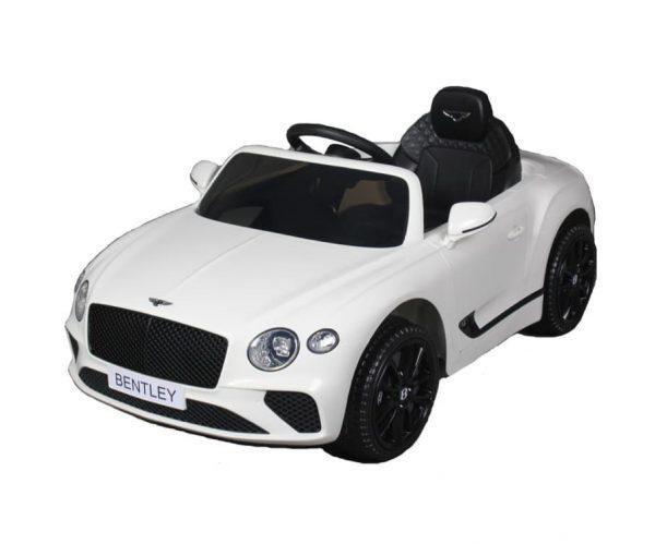 White Bentley Ride On